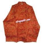 เสื้อสิงคโปร์/จีน สีแดง