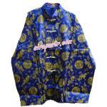 เสื้อสิงคโปร์/จีน สีน้ำเงิน
