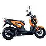 ชุดสี Zoomer-X สีส้ม 8 ชิ้น