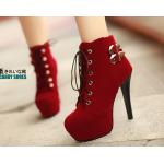 รองเท้าบูทแฟชั่น ไซต์ 34