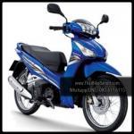 ชุดสี Wave125i Fi (2012) สีน้ำเงิน