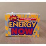 Ultra Energy Now วิตามินออกกำลังกายสุดเจ๋งของอเมริกา 1 กล่อง 24 ซอง