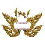 จอนหู-ปะเก็น 4 สีทอง