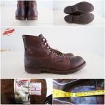 Redwing8111 Iron 956890 Price12900.00.-