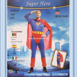 เช่าชุดแฟนซีซุปเปอร์ฮีโร่ Super Hero ขวัญใจประชาชน