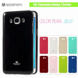 Samsung J2 Prime - เคส TPU Mercury Jelly Case (GOOSPERY) แท้