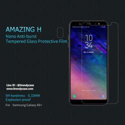 Samsung A6 Plus 2018 - กระจกนิรภัย Nillkin Amazing H แท้