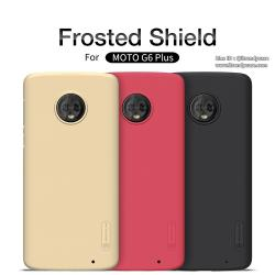 Moto G6 Plus - เคสหลัง Nillkin Super Frosted Shield แท้