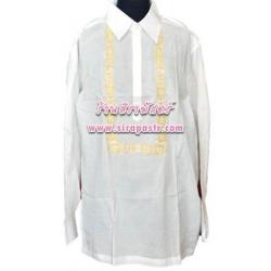เสื้อฟิลิปปินส์-ชาย (มีเฉพาะ size-M / size-XL *รายละเอียดในหน้าสินค้า)