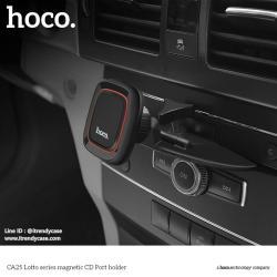 HOCO CA25 Magnetic ที่ยึดโทรศัพท์ในรถยนต์ แบบแม่เหล็ก ติดตั้งที่ช่องซีดี แท้
