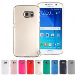 Samsung S7 - เคส TPU i-Jelly Metal Case by GOOSPERY (Mercury) แท้