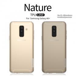 Samsung A6 Plus 2018 - เคสใส Nillkin Nature TPU CASE สุดบาง แท้