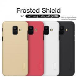 Samsung A6 2018 - เคสหลัง Nillkin Super Frosted Shield แท้