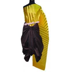 ชุดผ้าไทย R4-1A (สไบฯ+ผ้าพื้น 4 หลา) *แบบจับสด / รายละเอียดในหน้าสินค้า