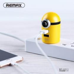 Remax RP-U211 Lemen Charger 2.1A หัวชาร์จ ชาร์จไว งานดี แท้