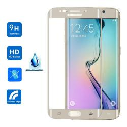 Samsung S6 Edge Plus (เต็มจอ) - ฟิลม์ กระจกนิรภัย P-One 9H 0.26m ราคาถูกที่สุด