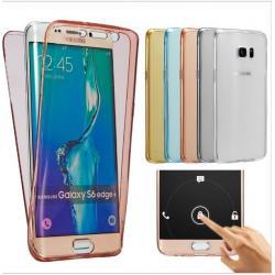 Samsung A9 Pro - เคสใส ประกบ TPU