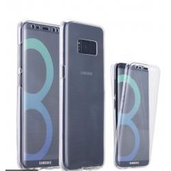 Samsung Note8 - เคสใส ประกบ TPU ป้องกันรอบด้าน 360 องศา