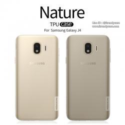 Samsung J4 2018 - เคสใส Nillkin Nature TPU CASE สุดบาง แท้
