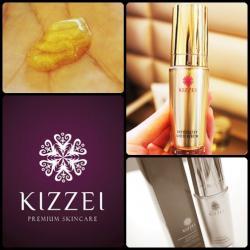 Kizzei IntensLift Gold Serum 10ml.