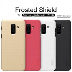 Samsung A6 Plus 2018 - เคสหลัง Nillkin Super Frosted Shield แท้