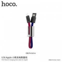 HOCO U36 Mascot Cable สายชาร์จพวงกุญแจ (USB Type-C / Android) แท้
