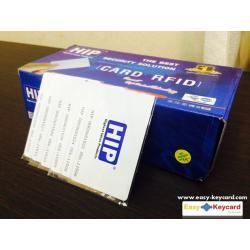 บัตรคีย์การ์ด(เเบบบาง) ยี่ห้อ HIP