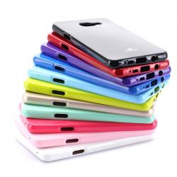 Samsung A9 Pro - เคส TPU Mercury Jelly Case (GOOSPERY) แท้