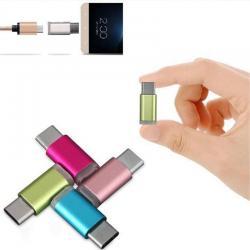 Converter Adapter หัวแปลง Type-C To Micro USB