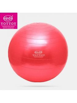 หุ่นเฟิร์ม เป็นคนใหม่ด้วยลูกบอลโยคะ (Fitness Ball) ขนาด 65cm สีแดงสดใส