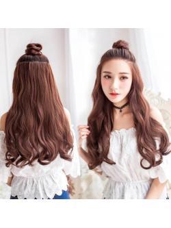 Hairpiece งานคุณภาพเกาหลี ผมยาวสวย ลอนคลายๆสวย