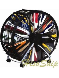 Ferris Wheel Shoe Storage ที่เก็บรองเท้าแบบวงล้อหมุน
