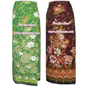 """ผ้าถุง-A3 มาเลเซีย/ภาคใต้ ขนาดเอวใส่ได้ถึง 37"""" (*ตามรายละเอียดสินค้าในหน้าฯ)"""