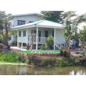 บ้านขนาด 6.5*6 เมตร ราคา 456,000 บาท
