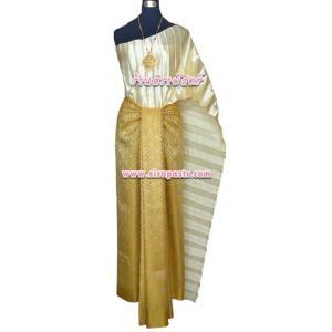 ชุดผ้าไทย TB-1 (สไบ+ผ้าฯ*แบบจับสด) *รายละเอียดในหน้าสินค้า