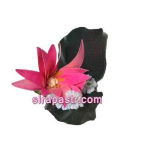 ดอกบัว-ประเทศเวียดนาม (ช่อดอกไม้ติดเสื้อ) **สินค้าจำนวนจำกัด**
