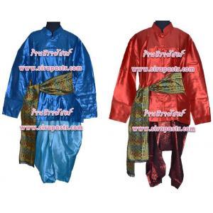 ตัวอย่างชุดไทย-ชาย B2-T2 (*รายละเอียดในหน้าสินค้า)