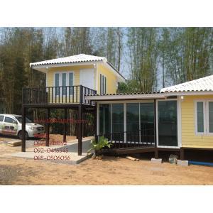 บ้านขนาด 4*6 ตรม. พร้อม ห้องโถงใหญ่ และบ้าน 3*4 ตรม ราคา พิเศษ แบบใหม่ .....New...650000. .....