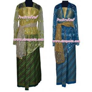 """ชุดอินโดนีเซีย C3-B (ผ้าถุงฯเอวใส่ได้ถึง 35"""" *ตามรายละเอียดสินค้าในหน้าฯ)"""