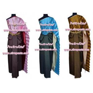 ชุดผ้าลาย B2-G3 (สไบฯ+ผ้าฯ 4 หลา*แบบจับสด) *รายละเอียดในหน้าสินค้า