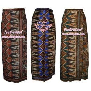 """ผ้าถุงใต้/มาเลเซีย-B1 (ขนาดเอวใส่ได้ถึง 34"""") ตามรายละเอียดสินค้าในหน้าฯ"""