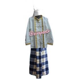 ชุดพม่า (เสื้อมีเฉพาะ size-XL *รายละเอียดในหน้าสินค้า)