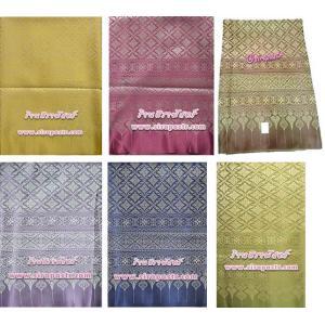ผ้าลายไทย 4A *เลือกสี / รายละเอียดตามหน้าสินค้า