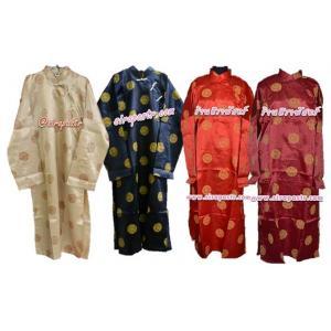 เสื้อเวียดนามชาย 4 (ตรวจสอบรายละเอียด) *เลือกแบบ