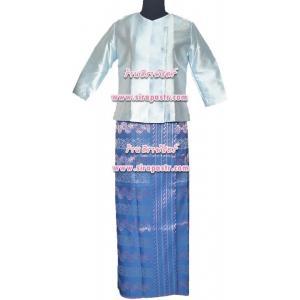 ชุดพม่า A8 (เสื้อฯ+ผ้าถุงฯ) *รายละเอียดในหน้าสินค้า
