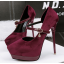 รองเท้าส้นสูง ไซต์ 34-39 สีดำ/แดง/เทา/น้ำตาล thumbnail 10
