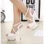 รองเท้าส้นสูง ไซต์ 35-40 สีดำ/ขาว/ครีม thumbnail 5