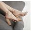 รองเท้าส้นสูง สีทอง/ดำ ไซต์ 35-40 thumbnail 7