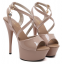 รองเท้าส้นสูง ไซต์ 35-40 สีดำ/ขาว/ครีม thumbnail 10