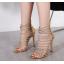รองเท้าส้นสูงสีทองสวยหรู ไซต์ 35-42 thumbnail 3